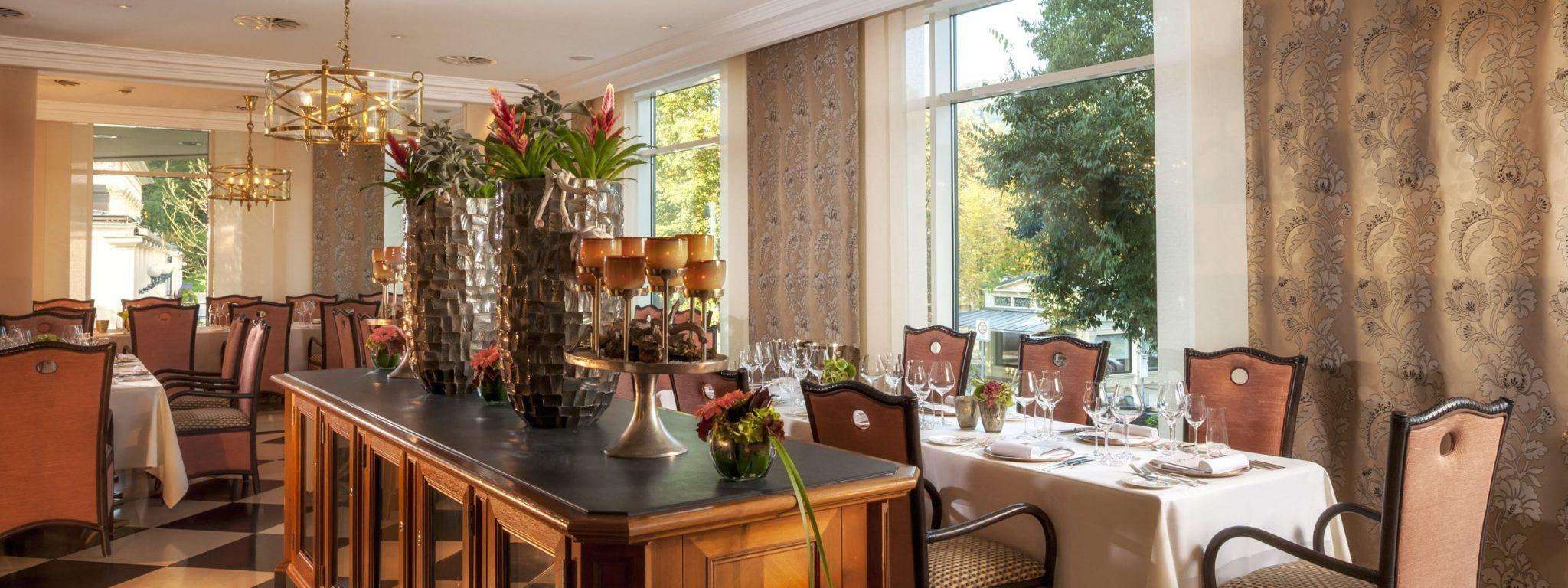 restaurants dorint maison messmer baden baden. Black Bedroom Furniture Sets. Home Design Ideas